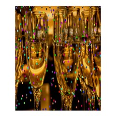 Sylvester New Year S Eve Shower Curtain 60  x 72  (Medium)