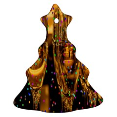 Sylvester New Year S Eve Christmas Tree Ornament (Two Sides)