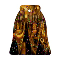 Sylvester New Year S Eve Bell Ornament (Two Sides)