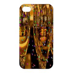 Sylvester New Year S Eve Apple Iphone 4/4s Hardshell Case