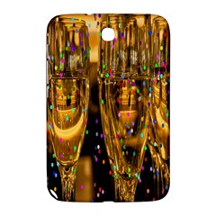 Sylvester New Year S Eve Samsung Galaxy Note 8 0 N5100 Hardshell Case