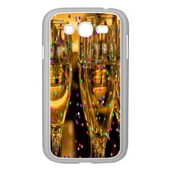 Sylvester New Year S Eve Samsung Galaxy Grand DUOS I9082 Case (White)