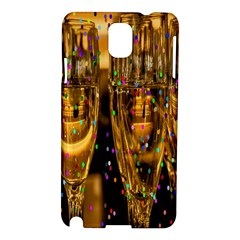 Sylvester New Year S Eve Samsung Galaxy Note 3 N9005 Hardshell Case