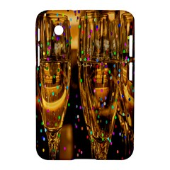 Sylvester New Year S Eve Samsung Galaxy Tab 2 (7 ) P3100 Hardshell Case