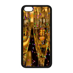 Sylvester New Year S Eve Apple Iphone 5c Seamless Case (black)