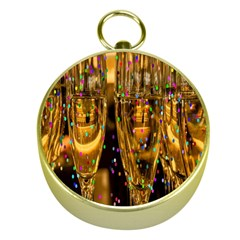 Sylvester New Year S Eve Gold Compasses
