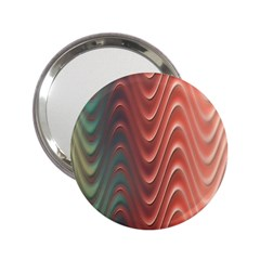 Texture Digital Painting Digital Art 2.25  Handbag Mirrors