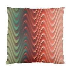 Texture Digital Painting Digital Art Standard Cushion Case (One Side)