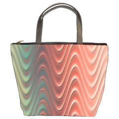 Texture Digital Painting Digital Art Bucket Bags