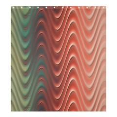 Texture Digital Painting Digital Art Shower Curtain 66  X 72  (large)