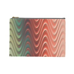 Texture Digital Painting Digital Art Cosmetic Bag (large)