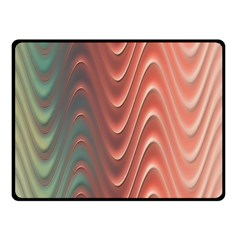 Texture Digital Painting Digital Art Fleece Blanket (Small)