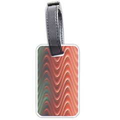 Texture Digital Painting Digital Art Luggage Tags (Two Sides)