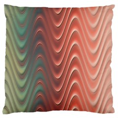 Texture Digital Painting Digital Art Large Cushion Case (two Sides)