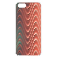 Texture Digital Painting Digital Art Apple Iphone 5 Seamless Case (white)