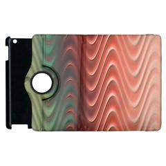 Texture Digital Painting Digital Art Apple Ipad 3/4 Flip 360 Case