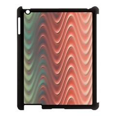 Texture Digital Painting Digital Art Apple Ipad 3/4 Case (black)