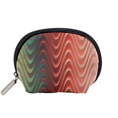 Texture Digital Painting Digital Art Accessory Pouches (small)