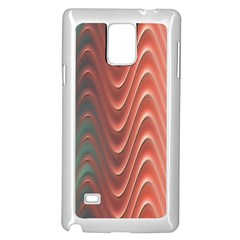 Texture Digital Painting Digital Art Samsung Galaxy Note 4 Case (white)