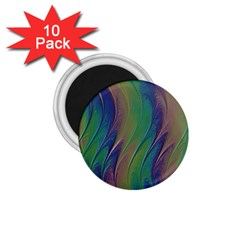 Texture Abstract Background 1.75  Magnets (10 pack)