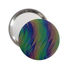 Texture Abstract Background 2.25  Handbag Mirrors