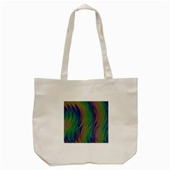 Texture Abstract Background Tote Bag (Cream)