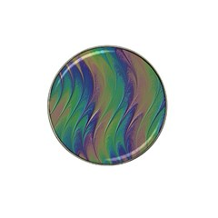 Texture Abstract Background Hat Clip Ball Marker