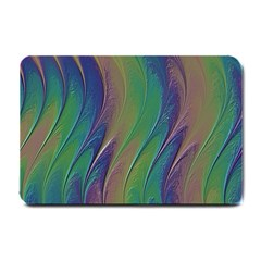 Texture Abstract Background Small Doormat