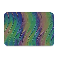 Texture Abstract Background Plate Mats