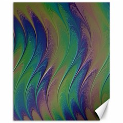 Texture Abstract Background Canvas 11  x 14