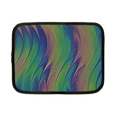 Texture Abstract Background Netbook Case (Small)