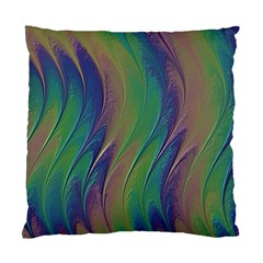 Texture Abstract Background Standard Cushion Case (one Side)