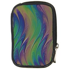 Texture Abstract Background Compact Camera Cases