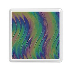Texture Abstract Background Memory Card Reader (Square)
