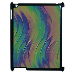 Texture Abstract Background Apple Ipad 2 Case (black)