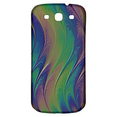 Texture Abstract Background Samsung Galaxy S3 S III Classic Hardshell Back Case