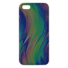 Texture Abstract Background Apple Iphone 5 Premium Hardshell Case