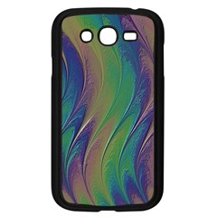 Texture Abstract Background Samsung Galaxy Grand Duos I9082 Case (black)