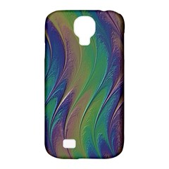 Texture Abstract Background Samsung Galaxy S4 Classic Hardshell Case (pc+silicone)