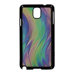 Texture Abstract Background Samsung Galaxy Note 3 Neo Hardshell Case (Black)