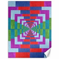 Texture Fabric Textile Jute Maze Canvas 36  X 48