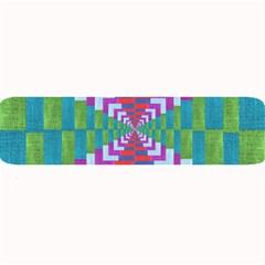 Texture Fabric Textile Jute Maze Large Bar Mats