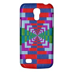 Texture Fabric Textile Jute Maze Galaxy S4 Mini