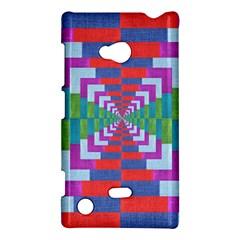 Texture Fabric Textile Jute Maze Nokia Lumia 720