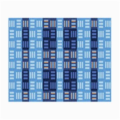 Textile Structure Texture Grid Small Glasses Cloth (2 Side)