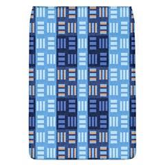 Textile Structure Texture Grid Flap Covers (L)