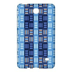 Textile Structure Texture Grid Samsung Galaxy Tab 4 (8 ) Hardshell Case