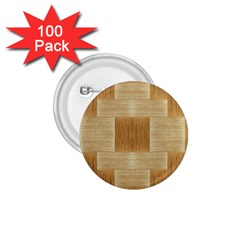 Texture Surface Beige Brown Tan 1 75  Buttons (100 Pack)