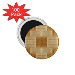 Texture Surface Beige Brown Tan 1.75  Magnets (100 pack)