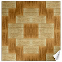 Texture Surface Beige Brown Tan Canvas 12  x 12
